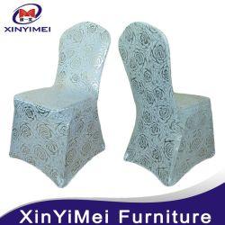 Председатель Bronzing крышку эластичный спандекс покрытий металлических ткань лайкра стулья Slipcover цветов для свадебных банкетов (XYM-BC95)