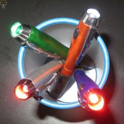Lumière LED clignotante de message stylo plume maximum