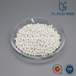 ZnO-80 Pre-Dispersed Acelerador de productos químicos de caucho Masterbatch Nº CAS 1314-13-2
