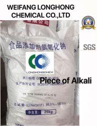 산업 제조 산업 수산화나트륨(Industrial Manufacturing Industry Hydroxide)의 큰 반성 가성 소다 펄스 99% CAS 1310-73-2