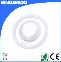 12W 16W 24W Tube Fluorescent circulaire avec douille E27