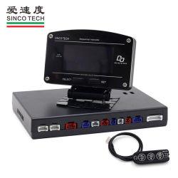 Bildschirmanzeige-Fortschritt Zd Turbo Digital-OLED Erhöhungs-Anzeigeinstrument mit Erhöhungs-Fühlern für Autos