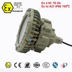 IP66 directement de la fabrication d'explosion en plein air Lumière LED Flood Lumière luminaires haute baie 100W 150W pour l'usine de gaz offshore rig Marine Vessel Outdoor d'éclairage LED