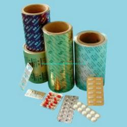 Folha de alumínio Embalagem Pet para o material de embalagem