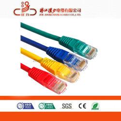 Lan-Kabel-Steckschnür UTP der ftp-STP Änderung- am Objektprogrammnetz-Computer-Änderung- am Objektprogrammkabel Steckschnür-Cat5e CAT6