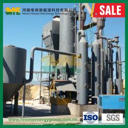 50 Kilowatt-Dampf-Turbine für Lebendmasse-Vergasung-Stromerzeugung-Pflanze