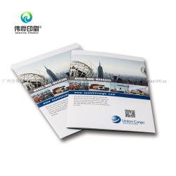 Progettare la stampa per il cliente di carta di /Catalogue/Brochure del libretto