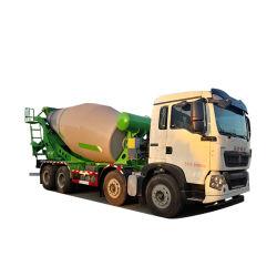 Heavy Duty HOWO 8X4 16cbm Tambour de transit de mélange de béton chariot