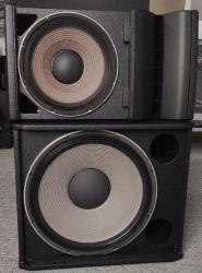 Vrx932lap Vrx918sp Active schielt mini bewegliche Systems-Zeile Reihen-Lautsprecher an