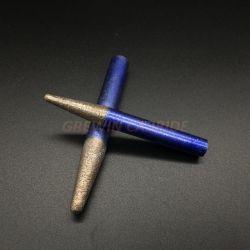 Routeur CNC machines outils de gravure de sculpture sur pierre de diamant de Bits