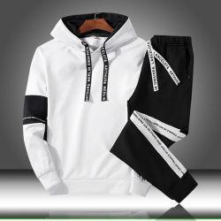Commerce de gros ou de jogging Mens personnalisé de formation et à la course en Plein air Sports Wear Salle de Gym Fitness Sports de la voie costume survêtement complète sur la vente