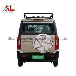 알루미늄 Xwz 전차 에어 컨디셔너 판매를 위한 소형 전차 4 시트 차 전기 자동차
