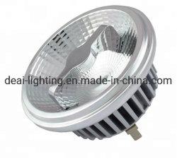 Instelbare 15W COB LED-spotlamp voor inbouwverlichting
