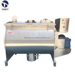 Pó de alimentar Misturador, misturador de alimentos, bandeja de pó máquina de mistura