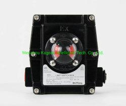 防爆空圧バルブポジションインジケータ Apl410 リミットスイッチ