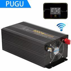 AC 110V/220V純粋な正弦波の太陽エネルギーインバーターへの3000W 12V/24V/48V DC