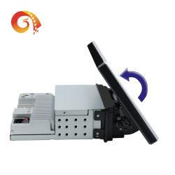 工場1 DIN FM無線のユニバーサルミラーリンク単一DINタッチ画面のステレオの人間の特徴をもつ車のDVDプレイヤー