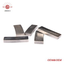 Herramienta de diamante de alta calidad para los segmentos de diamante de corte de losa de granito