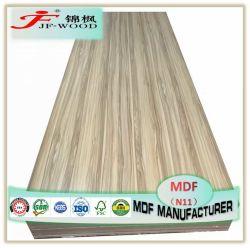 2019 Venta Directa de Fábrica en relieve de alto brillo melamina muebles de la escuela China MDF HDF junta