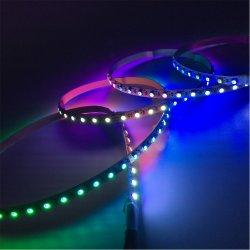 2427 SMD RGB DC5V 5mm de largura faixa de LED RGB Digital Colorida Light