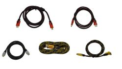 Кабель HDMI 60 Гц 4K телевизора подключите кабель с нейлоновой сетки