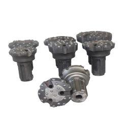 Aangepaste zeefdruk Laser Graveren Sandblasten productie Machining Factory Steel Boren Machiningonderdelen boormachine onderdeel rotsboorgereedschap onderdelen