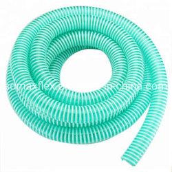 Tubo flessibile resistente di aspirazione del tubo flessibile/acqua dell'elica di aspirazione Hose/PVC del PVC con superficie regolare