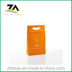Tarjeta de papel de colores personalizados de embalaje Caja de regalo bolso
