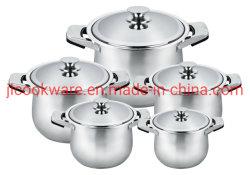 10 piezas personalizadas de alta calidad S/S Microondas utensilios de cocina