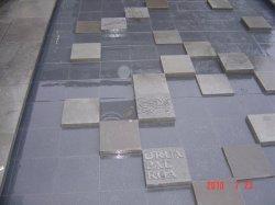 Basalto nero della natura/pietra per lastricati grigia del Bluestone del basalto/basalto della Cina/mattonelle del basalto per le mattonelle di pavimentazione