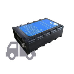 2g GPS Vehicle Tracker FMS-120 Brandstofbewaking Auto GPS Tracking ACC-alarm GSM-antenne