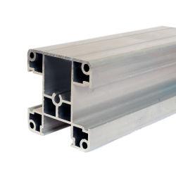 Alumínio industrial Equipamento de Perfis de Material de suporte de prateleira de montagem automática de perfis de Linha