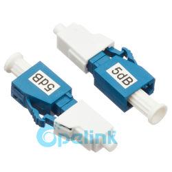 Attenuatore a fibre ottiche fisso femmina-maschio tipo connettore LC