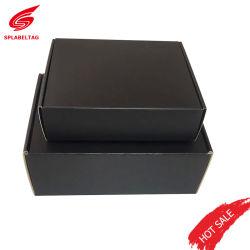 Vakje van het Document van het Karton van het GolfKarton van Kraftpapier van het Horloge van het Parfum van de Juwelen van de Gift van de Opslag van de Luxe van de douane het Verpakkende