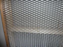 Praça de aço inoxidável de alta qualidade metal expandido