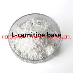 Base farmaceutica della L-Carnitina della polvere del grado 50% dell'alimentazione