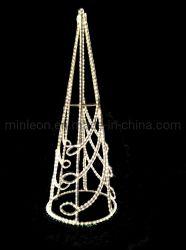 3D Commercial decorazione di Natale stagionale illuminazione Cone Tree Light