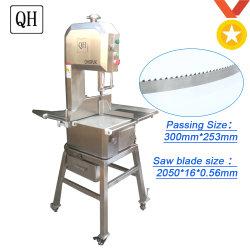 Machine de sciage de poissons osseux 1,5KW Machine de découpe de viande congelée de l'os de la faucheuse coupe commerciale vache de boucherie Porc 220V de la machine Food Processor Électroménager de cuisine