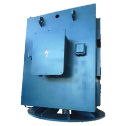 De verticale Holle Vhs van de Schacht Motor van de Pomp (NEMA)