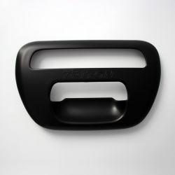 Подборщик Ycsunz аксессуары ABS черного цвета наружного зеркала заднего вида двери Rim для 2006-2014 L200 Triton страда