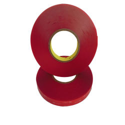 Doppio Vhb acrilico laterale impermeabile 4905 4910 5952 5907 ha tagliato il PUNTINO a stampo tagliente adesivo appiccicoso del rilievo del nastro 3m del cerchio della radura dello strato della gomma piuma
