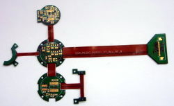 マルチ層堅いPCBおよびPCB SMTとの屈曲PCBの製造業