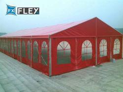 Soft Windows dans des tentes de film transparent en PVC
