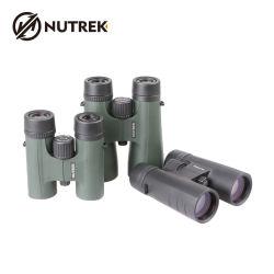 8X32 10X42 compacta resistente al agua Don binocular de larga distancia de alcance de caza