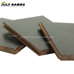 黒竹のフロアーリング繊維によって編まれる14mmの防水タケ木製の最低価格
