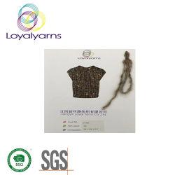 Acrílico de nylon fios mesclados de grande barriga Ly-N083
