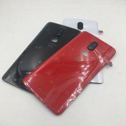 Original 3D Glas für OnePlus 6 Six Battery Türtasche Hintere Abdeckung hintere Telefongehäuse für One Plus 6 Ersatzteile