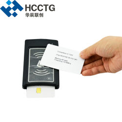 デュアル・インターフェイス Smart NFC 非接触型およびコンタクト IC チップカード Reader Writer ( ACR1281U-C1 )