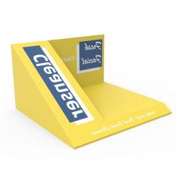 Reinigungs-Sahnepappe, die Standplatz-Tellersegment-Kasten der Förderung-Bildschirmanzeige-PDQ bekanntmacht
