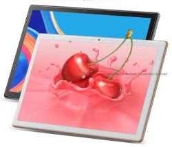 La Chine fournisseur 10 pouces écran tactile Tablet sous Android à quatre coeurs